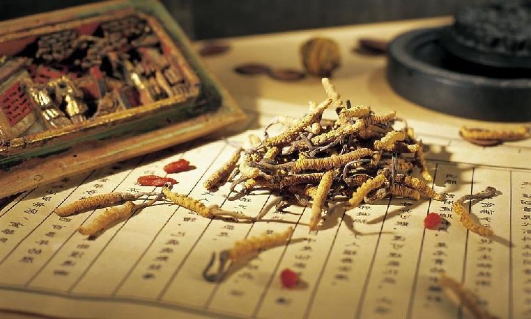Pharmacopee Chinoise