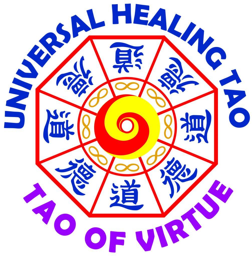 Universal healing tao logo